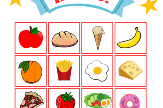 ESL/EFL/ENL Food Vocabulary Activities and Games