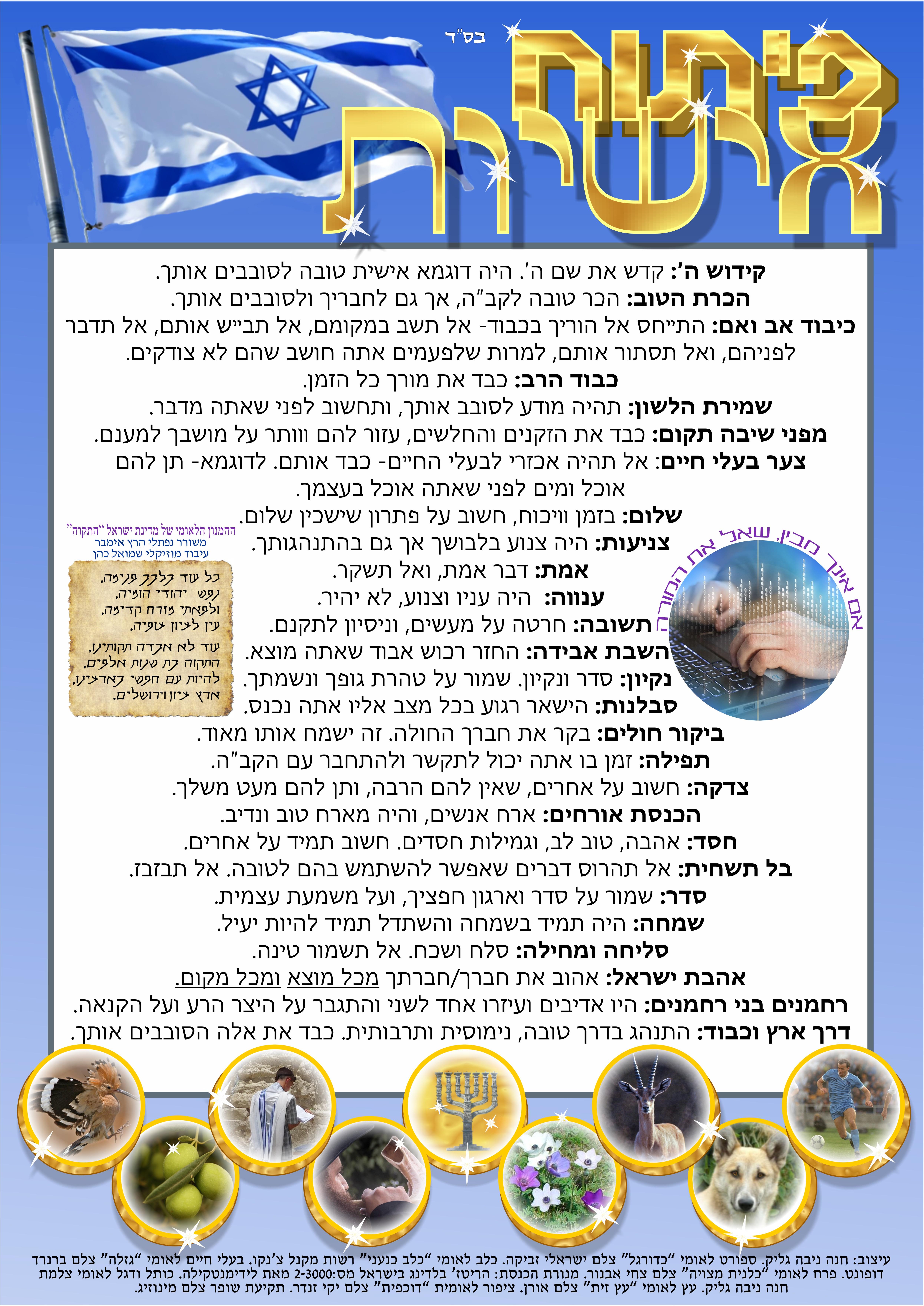 Httpwww Overlordsofchaos Comhtmlorigin Of The Word Jew Html: TeachersTrading.com ISRAELI POSTER NEW PAINT