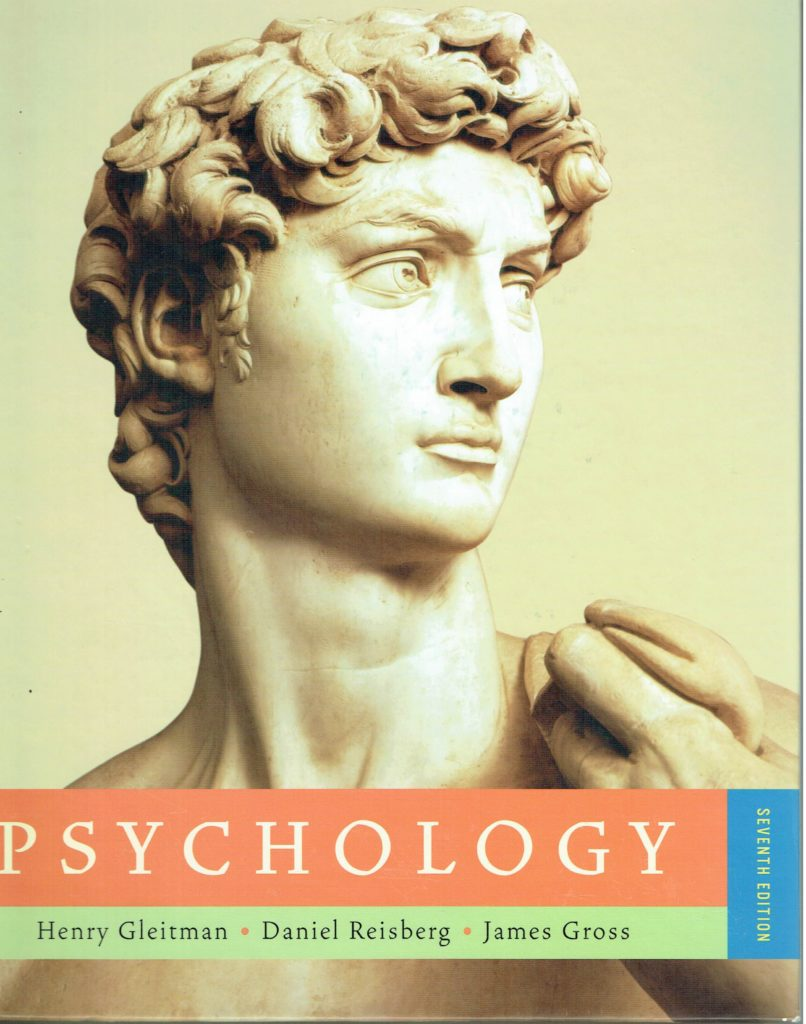 Psychology (text only) 7th (seventh) edition by h. Gleitman,j.