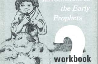 A Child's Introduction to the Early Prophets Workbook2
