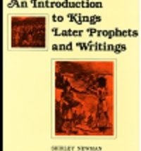 An Introduction to Kings Later Prophets and Writings