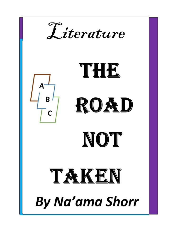the road not taken language